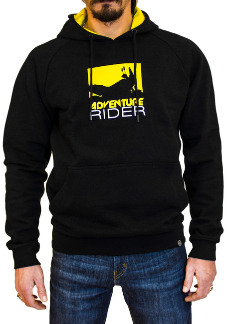 The Biker Jeans - Adventure Rider Hoodie