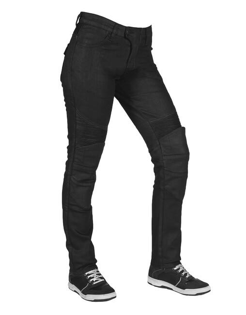 The Biker Jeans - Black Iron Flexi Korumalı Motosiklet Kot Pantolonu