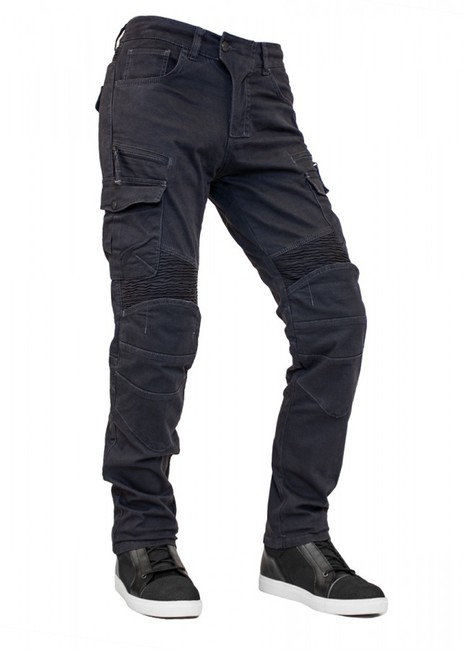 The Biker Jeans - Cotton Air Flexi Antra Korumalı Motosiklet Pantolonu