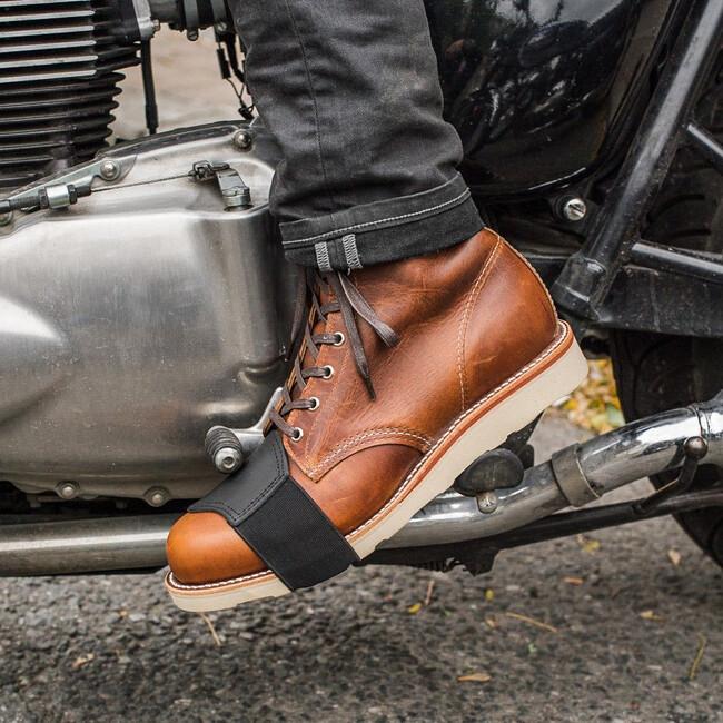 The Biker Jeans - Deri Ayakkabı Koruyucu