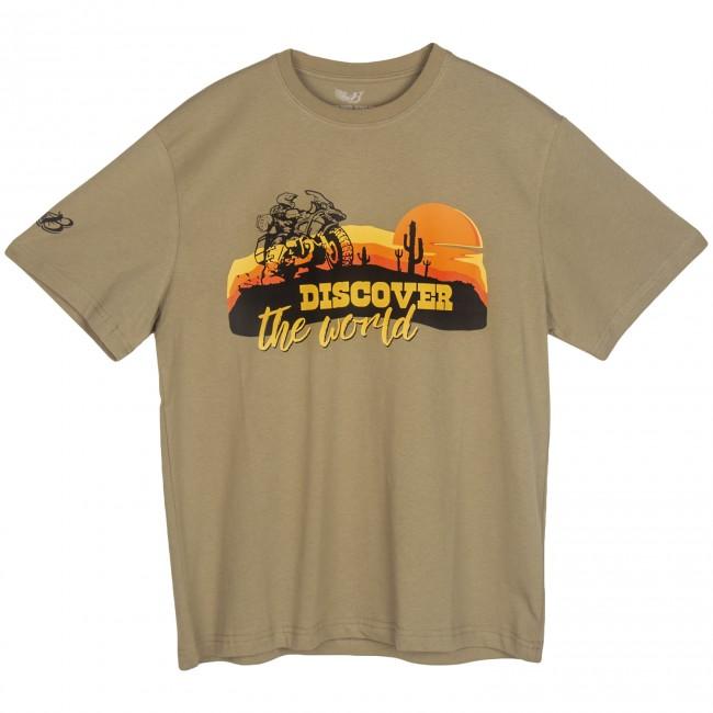 Discover the World Haki T-Shirt - Thumbnail