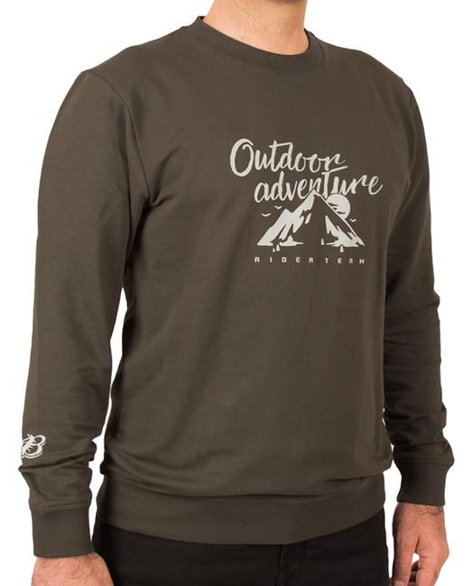 Outdoor Adventure Sweatshirt - Thumbnail