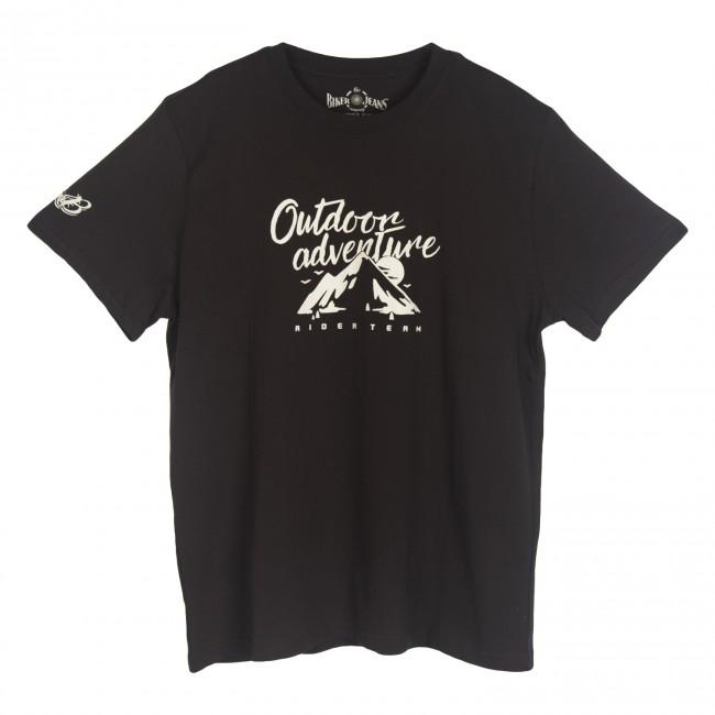The Biker Jeans - Outdoor Adventure T-Shirt BJ7028