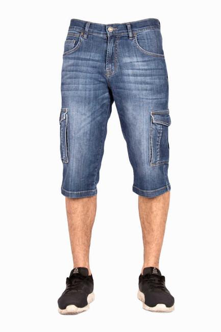 The Biker Jeans - RODEO BLUE ERKEK KARGO ŞORT