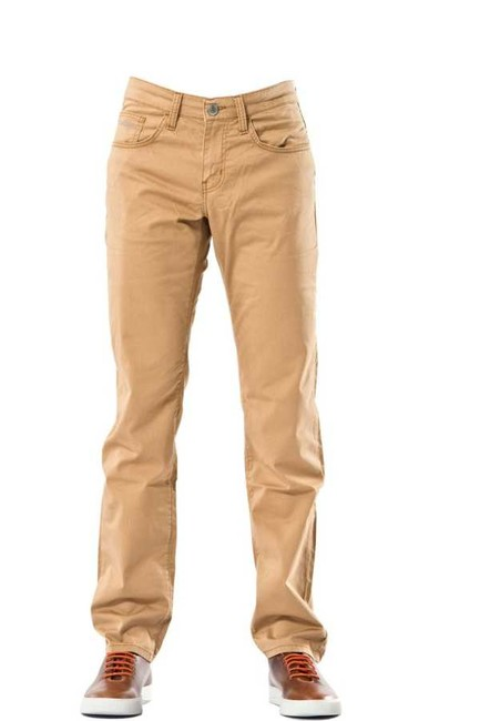 The Biker Jeans - SummerTrip Camel İnce Kumaş Yazlık Pantolon