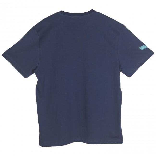 Survived Lacivert T-Shirt - Thumbnail