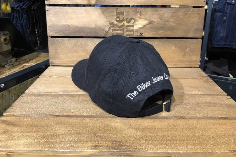 The Biker Jeans Hat-001